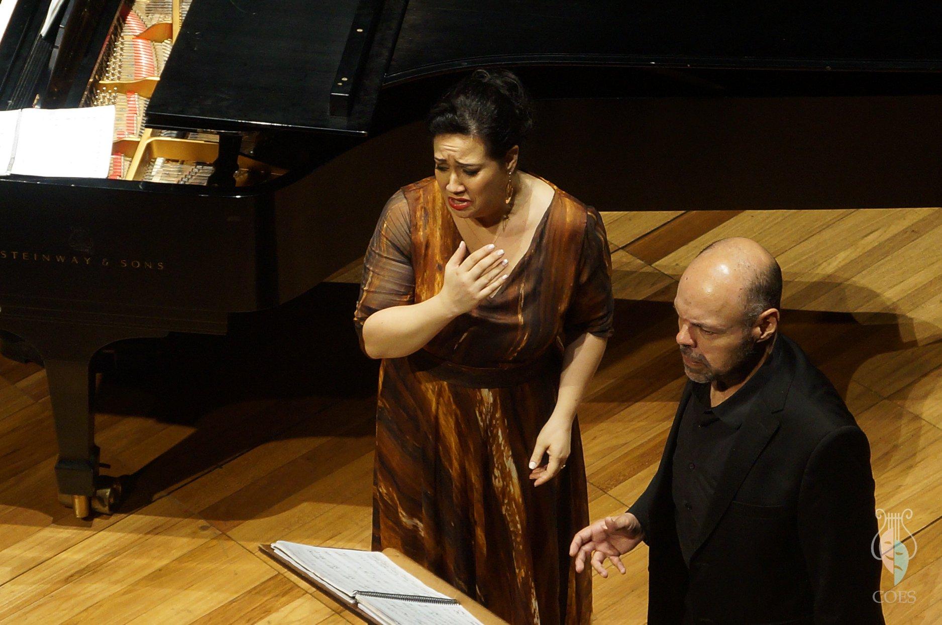 Ana Lúcia Benedetti e Paulo Mandarino